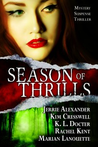 Season of Thrills New Cover