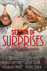 Seasons Of Surprises, By Merry Holly.